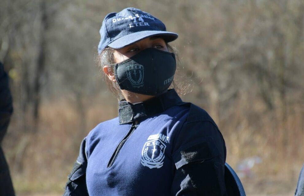 Siete mujeres en el cuerpo elite de la Policía de Córdoba